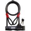 ABUS Facilo 32/150HB230 + USH + Cobra 10/140 Bügelschloss schwarz